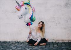FFM, beauty at night, Photography, Make-up Artist, Vanessa Renner, Rhein-Main, Frankfurt, Lifestyle, Ballon, balloon